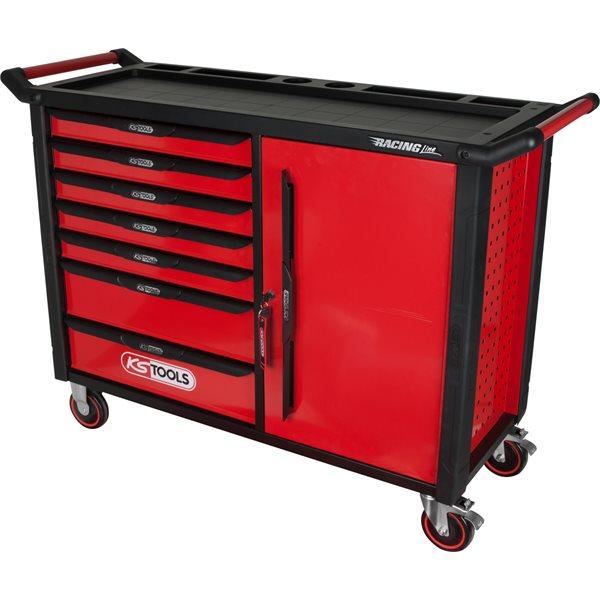 ks tools racingline werkstattwagen xl werkzeugwagen sale werkzeug shop. Black Bedroom Furniture Sets. Home Design Ideas